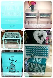 turquoise painted furniture ideas.  Painted Turquoise Painted Furniture Blue Stenciled Ideas Using Cutting  Edge Stencils Chalk Dresser   And Turquoise Painted Furniture Ideas