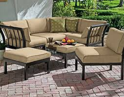 outdoor sectional metal. Furniture:Black Sectional Sofa Patio Furniture Corner Couch Wicker Blue Outdoor Metal L