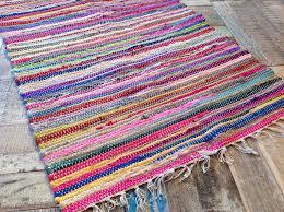rag rug backing uniquely modern rugs