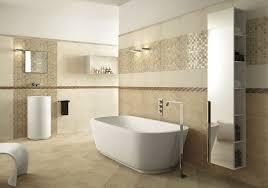 Clear Glass Backsplash Bathroom Ceramic Tile Patterns Clear Glass Door Shower Room Brown