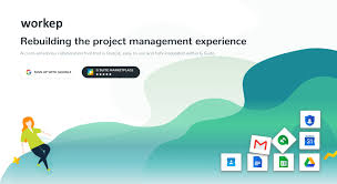 Workep Project Management Software Built For Google G Suite