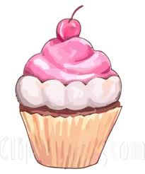 Cupcake Images Clip Art Free Clipart Collection