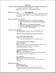Medical Supply Technician Sample Resume Ruseeds Co