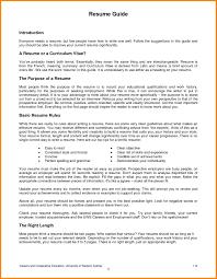 5+ best key skills for resume