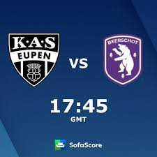 KAS Eupen K. Beerschot V.A. live score, video stream and H2H results -  SofaScore