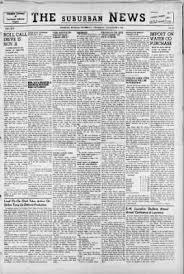 The Suburban News from Merriam, Kansas on November 6, 1941 · 1