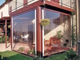 Tende Da Balcone In Plastica : Chiusure invernali per balconi e gazebo a parma bologna