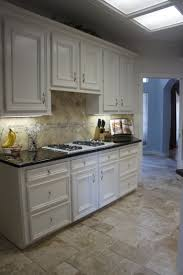 Travertine Flooring In Kitchen Travertine Tile Color Tiramisu Flooring And Backsplash For Kitchen
