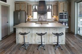 rustic cabinets. Small Rustic Cabinets Kitchen C