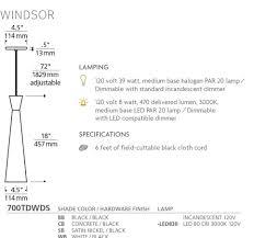 Line Voltage Led Lights Tech Lighting Pendant Windsor Pendant Line Voltage Led