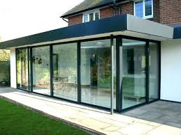 folding patio doors cost