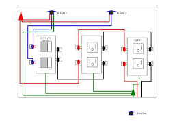 beautiful 3 gang outlet wiring diagram picture collection 3 gang switch wiring diagram australia 56 3 gang metal switch box, how to wire up 3 switches in a 3