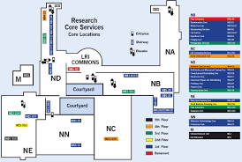 lerner research institute for cleveland clinic map