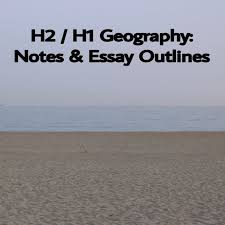 h jc geography notes and essays textbooks on carousell h2 jc geography notes and essays