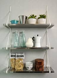 Kitchen Wall Hanging Furniture Smart Kitchen Shelving Ideas Furniture Wall Mounted