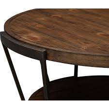 Round coffee tables have that sense of style and elegance. Ocala Coffee Table Coffee Table Table American Signature Furniture