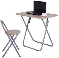 toddler kids children activity play folding study writing desk table chair set