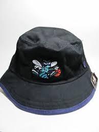 Era Hat Size Chart New Era Hat Cap Youth Bucket Nba Charlotte Hornets Black