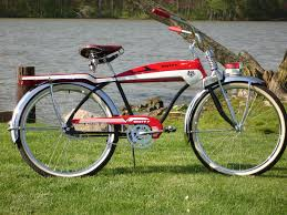 1953 huffy dial your ride picture 1 bicicleta pinterest