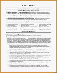 Resume Professional Banking Resume Banker Resume Format