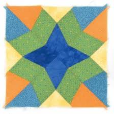 Diamond Star Quilt Block | HowStuffWorks & Cut: Adamdwight.com