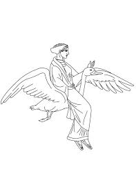 Aphrodite Coloring Page At Getdrawingscom Free For Personal Use