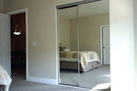 wardrobe mirrored doors wall mirror closet sliding doors mirrored wardrobe doors hinged