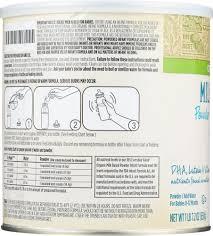 365 Everyday Value Organic Milk Based Infant Formula 23 2 Ounce
