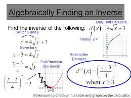 6 algebraically