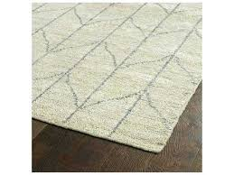 solitaire sand rectangular area rug bamboo 8x10