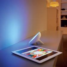 Philips Hue Bloom <b>Smart</b> App Control <b>LED Night Light</b> | Hue philips ...
