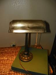 antique desk lamp by greist mfg co collectors weekly antique office lamp