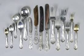 Silver Patterns Best Gorham Sterling Flatware Pattern Sterling Silver Flatware Set Gorham