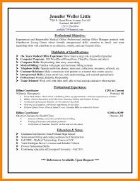 Sample Resume For Office Manager Position Fice Dental Samples