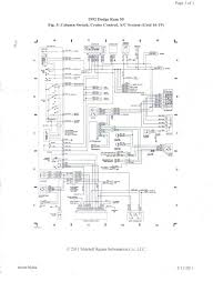 i gotta ac problem 1992 Dodge Ram Wiring Diagram name 92 ram 50 column switch, cruise control 1992 dodge ram trailer wiring diagram