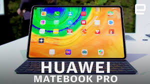 <b>Huawei MatePad</b> Pro hands-on - YouTube