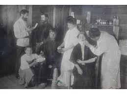 История развития медицинской одежды  Медицина в конце 19 века