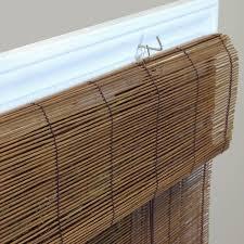bamboo matchstick blinds