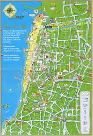 maps update  tourist map of tel aviv – maps of tel aviv