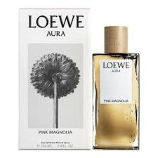 <b>LOEWE AURA PINK</b> MAGNOLIA for WOMEN * 3.3/3.4 oz (100ml ...
