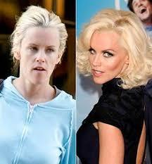 guilty plere celeb no makeup makeup pics side by side makes me want