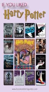 12 books to read if you liked harry potter