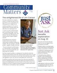 Coffee could prolong your life. Emporia Community Matters August 2019 By Presbyterian Manors Of Mid America Issuu