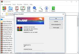Winrar is a windows data compression tool that focuses on the rar and zip data compression formats for all windows users. Winrar Download