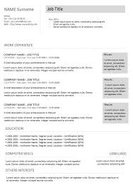 functional resume format example functional resume template modern resume 7 examples of resumes