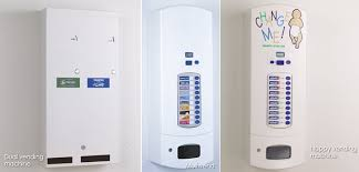Toilet Vending Machines Uk