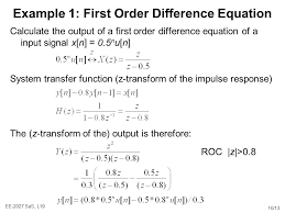 how to solve difference equations jennarocca