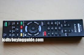 sony tv replacement remote. sony hx750 remote tv replacement w