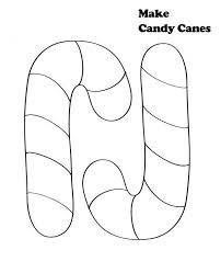 Small Picture Candy Cane for Joy Christmas Coloring Page Download Print