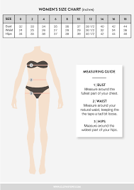 How To Take Your Basic Body Measurements Choose A Sewing